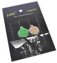 Колодки диск NUTT для ALHONGA, YK-03