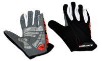 Велоперчатки SOLEHRE SB-05-6569, полный палец, черный