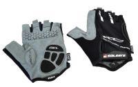 Велоперчатки SOLEHRE SB-01-5002A, черный/серый