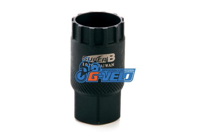 Съемник трещетки и локринга Shimano под ключ 21мм, SuperB 1010