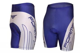 Трусы велосипедиста FORMAT синие, размер XL