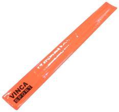 Vinca Sport, Светоотражающий браслет 30*330мм оранжевый, RA 101-6