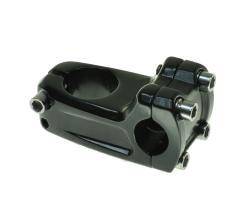 "Вынос руля TRIX, алюм., для BMX, 1-1/8"", руль 22,2 мм, L -30 мм, черный, JB-8692F"