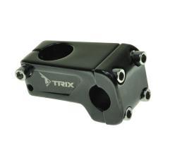 "Вынос руля TRIX, алюм., для BMX, 1-1/8"", 22,2 мм, L - 30 мм ,черный, JB-8695"