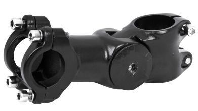 Вынос руля STG, MD-HS029 руглируемый (10-50 град.) алюм. 80 мм 25,4 Х73934-5