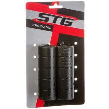 """Пеги STG, стальные, 3/8"""" 110, черные"""