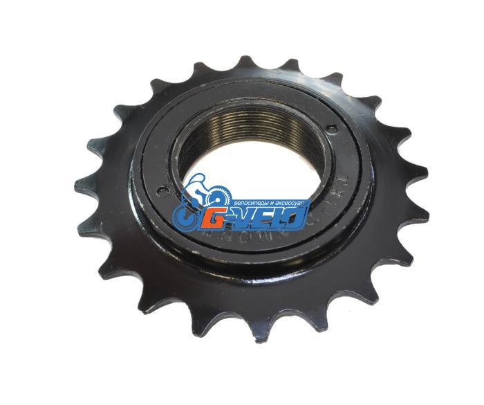 """Трещотка 1ск 16T для BMX и Singlespeed велосипедов, для  цепи 1/2""""х1/8"""", FW-316 T"""