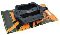 Педали TRIX (Материал:пластик/сталь;Размер:98x91mm) MTB,BMX,на блистере MX-P624