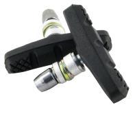Колодки Vinca sport для V-brake 60мм, VB 262 black, черные