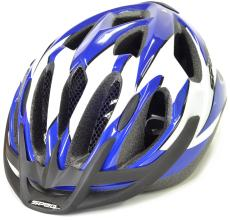 Велошлем CRATONI SPEQ MTB синий/белый 54-60 см