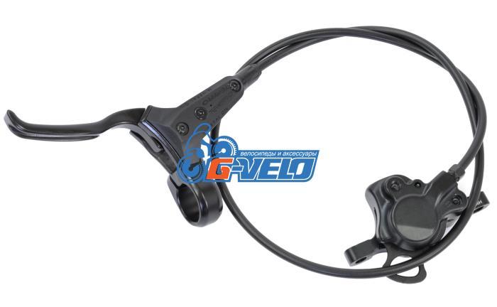 Тормоза гидравлические TEKTRO HDC-300, 750 мм черные, передний