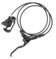 Тормоза гидравлические Shimano BR-M315 черные зад, 1350мм