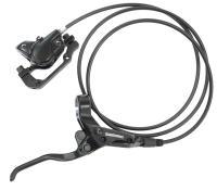 Тормоза гидравлические Shimano BR-M315 черные зад, 1450мм