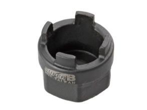 Съемник трещетки для стандарта на 4отв., под ключ 24мм, SuperB 1025
