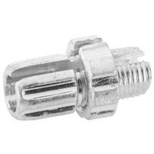 Регулятор натяжения троса для тормозной ручки, M10, алюм.
