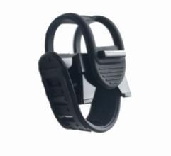 Крепление для фонаря JING YI, на руль велосипеда, поворотное, мягкое крепление, JY-829 bracket