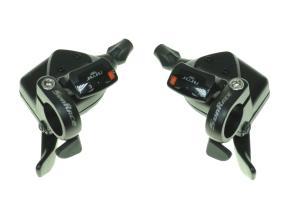 К-т манеток SunRace DL-M93 3/9ск черный
