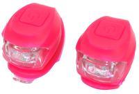 Vinca Sport, Комплект силиконовых фонарей, розовый VL 267-2B Kids (P)