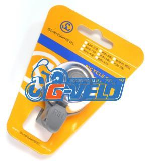 Звонок ударный SunnyWheel RIN-650-SIL серебро