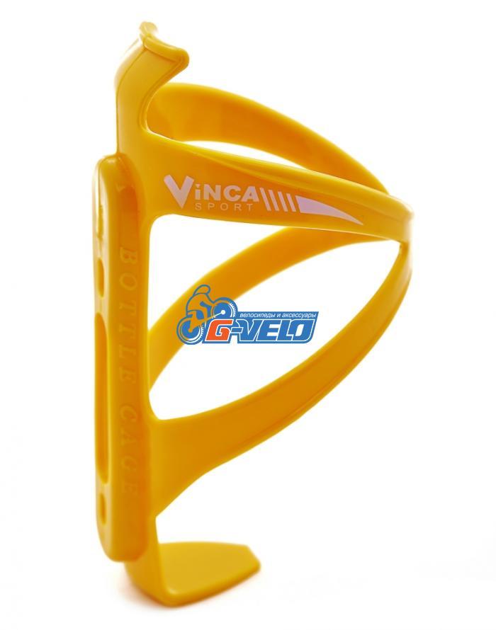 Vinca Sport, НС 13 orange Флягодержатель пластиковый