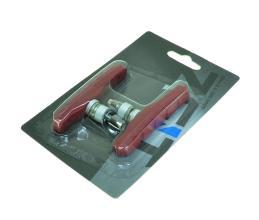 Колодки V-brake ZEIT Z-611 72 мм красные
