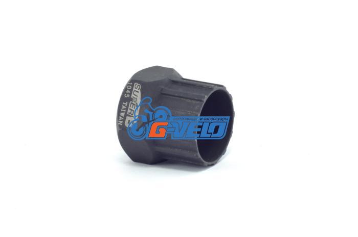Съемник для трещетки или кассеты под ключ 24мм, SuperB 1045