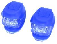 Vinca Sport, Комплект силиконовых фонарей, голубой, VL 267-2B blue