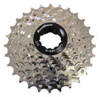 Кассета 8ск SunRace R86, 11-28T, nickel