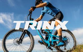 Поступление велосипедов TRINX!