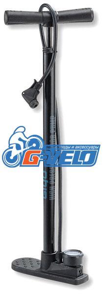 Стационарный насос с манометром GIYO GF-03