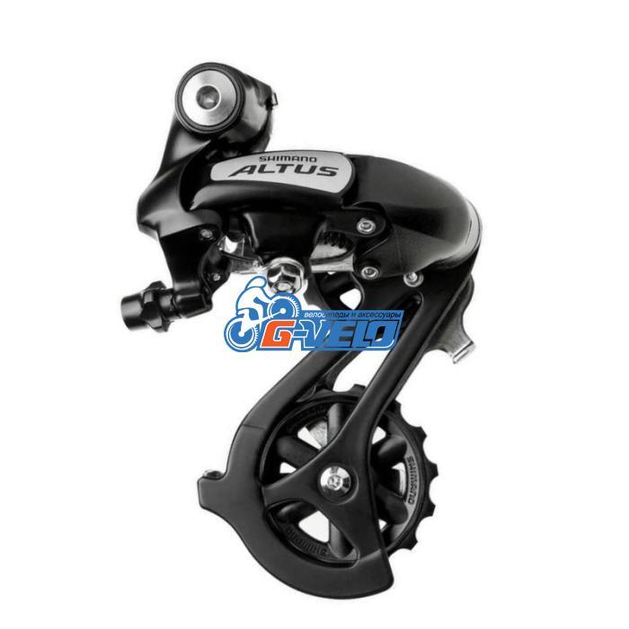 Задний переключатель Shimano ALTUS RD-M310-S черный