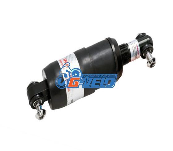 Амортизатор задний, пружинный, закрытый (длина 160 мм, жесткость пружины 750LBS) SF-S04