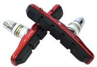 Колодки картриджные Vinca sport для V-brake 72мм, красные, инд.уп. VBVS 972 RB, 72мм