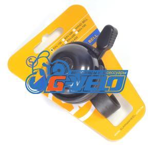Звонок ударный SunnyWheel RIN-100-BK черный