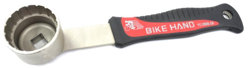 Ключ-съемник каретки с выносными подшипниками BIKE HAND, YC-29BB