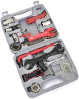 BIKE HAND, Набор инструментов в чемодане 15 позиций YC-737