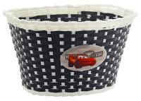 Vinca Sport, Корзинка детская на руль 20-24, цвет черный, 270x200x170мм, P 04 black