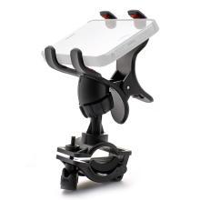 VH-08 Универсальный  держатель-клипса для мобильных телефонов и навигаторов с креплением на руль