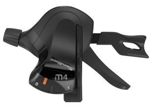Манетка SunRace M400 8ск черный