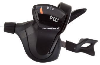 Манетка SunRace M400 3ск черный