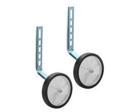 Колесики боковые поддерживающие с кронштейнами для детского велосипеда 12-20 дюймов
