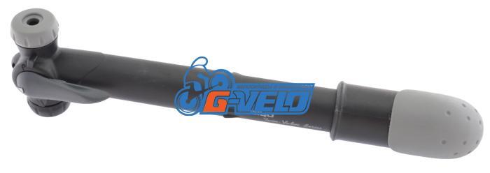 Велонасос GIYO GP-04T mini pump компактный, ручной, черный