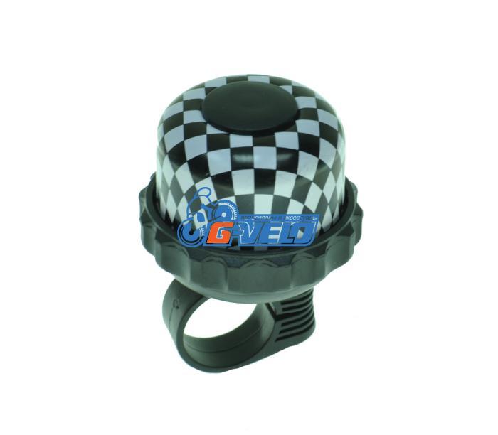 Звонок (черный) пластик, XN-5-34