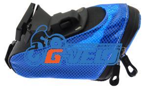 Сумка подседельная C5, водонепроницаемая, нейлон, blue