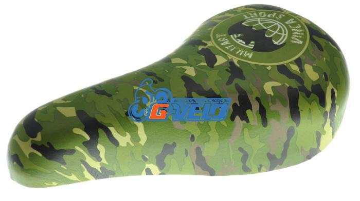 Седло детское Vinca Sport, размер 240x140мм, VS 12 military