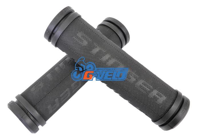STG Грипсы HL-G107-1, черно-серый