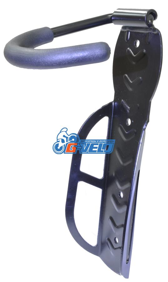 Vinca Sport, Крюк настенный, крепление - за колесо, материал сталь HUK 05