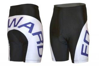Трусы велосипедиста FORWARD черные, размер XL