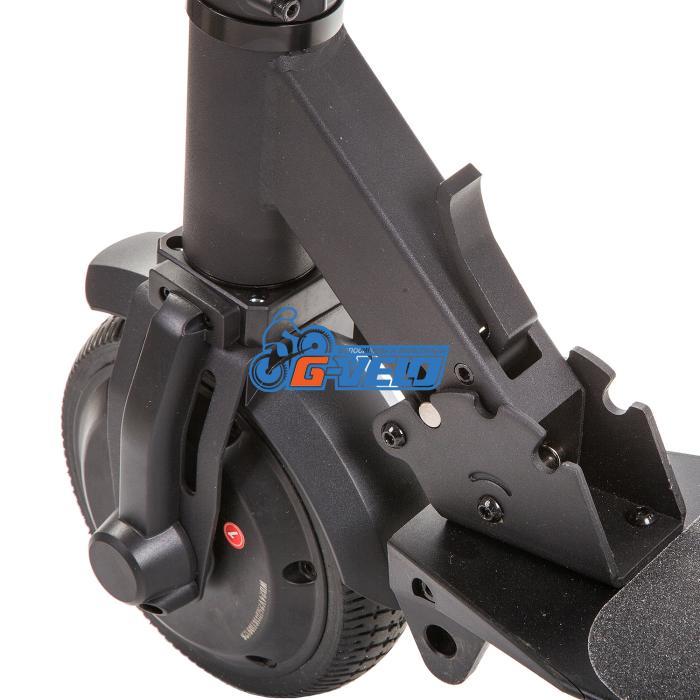 Электросамокат NOVATRACK BK9, литий-ионная батарея 24V 4,4Ah, 250W, колеса 180 мм.