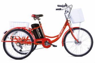 Электровелосипед Фермер Izh-bike 24